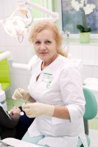 Врач-стоматолог-терапевт Егорова Тамара Акиндиновна